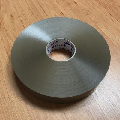 48x990-es gépi ragasztószalag barna