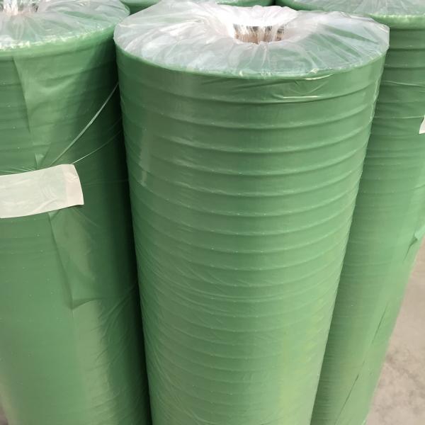 mikroperforált zöld talajtakaró fólia